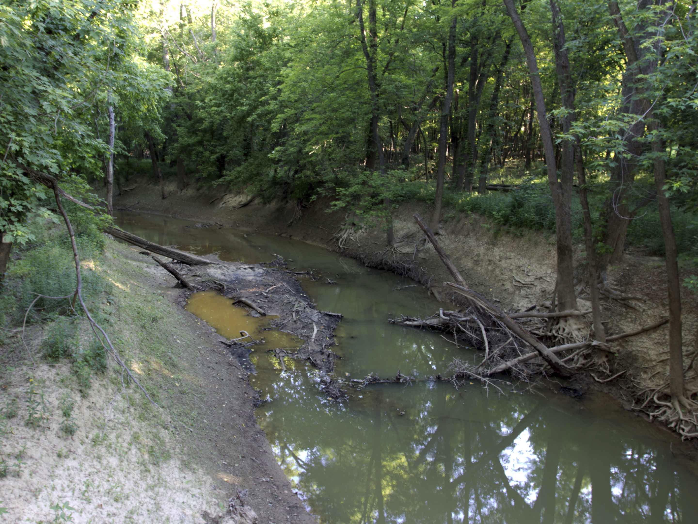 indiana u0026 39 s fluvial erosion hazard program  u00bb erosion examples